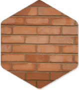 York Machine Made Alne 73mm Brick